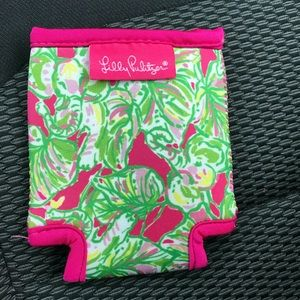Lilly Pulitzer cup holder
